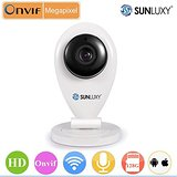 SUNLUXY IP Cámara 720 P PTZ HD