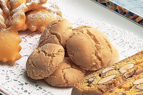《輕鬆學做義大利料理》義式杏仁餅 -20161122