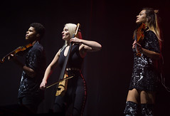 Clean Bandit at Free Radio Live 2016