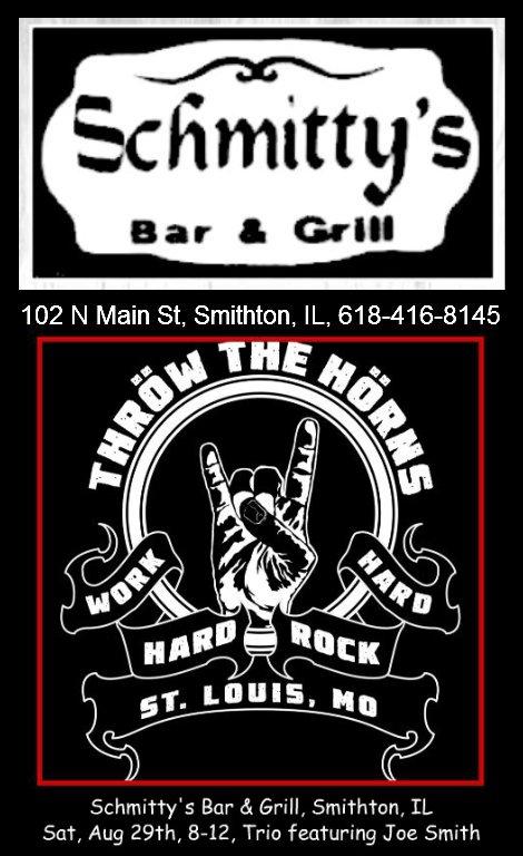 Throw The Horns 8-29-15
