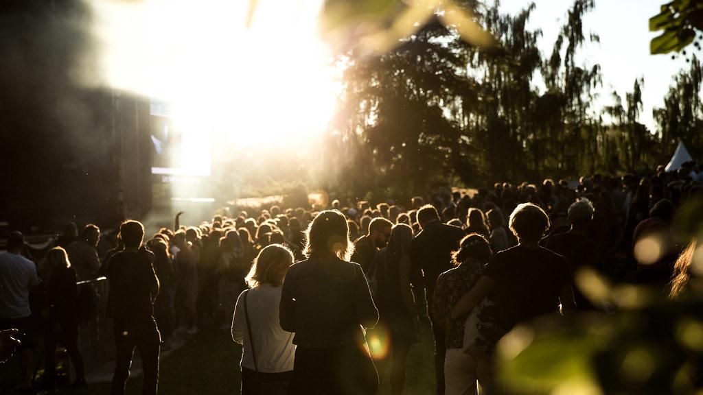 Sondre Lerche - Øyafestivalen 2015