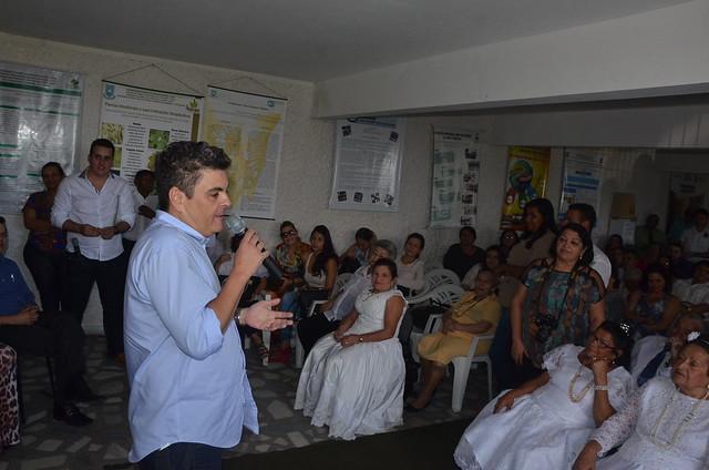 Aniversário de 15 anos do Centro de vivência do Idoso 20/08/2015