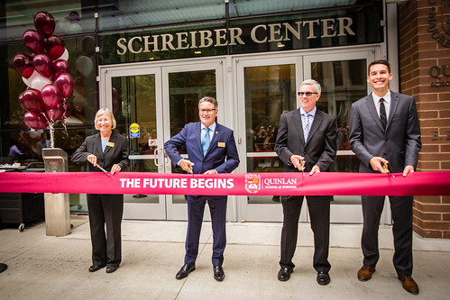 Schreiber Center Ribbon Cutting