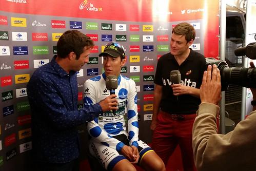 Etapa 21 La Vuelta 2015 Madrid