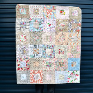 Strawberries and Sugar quilt
