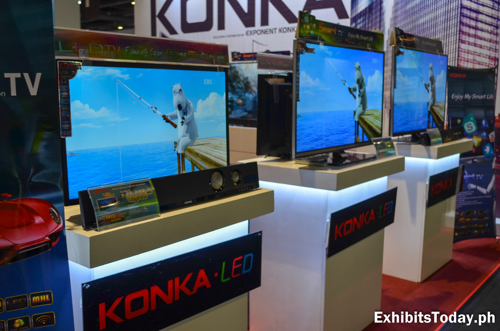 Konka LED TV Displays