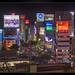 Shibuya crossing from HikariE by Mikedie1