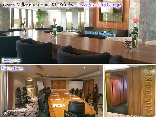 Grand Millennium KL Executive Club Lounge 1