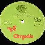 "Jethro Tull Aqualung Chrysalis Germany 12"" Vinyl LP"
