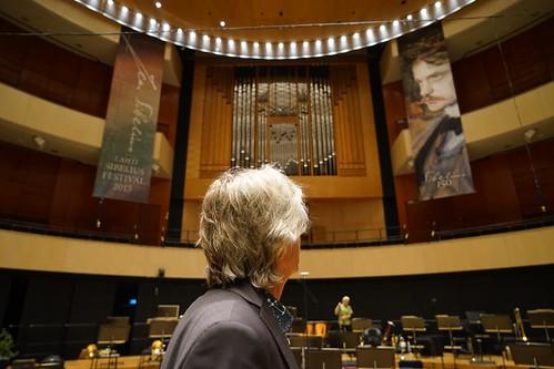 Hans Haffmans op zoek naar Sibelius