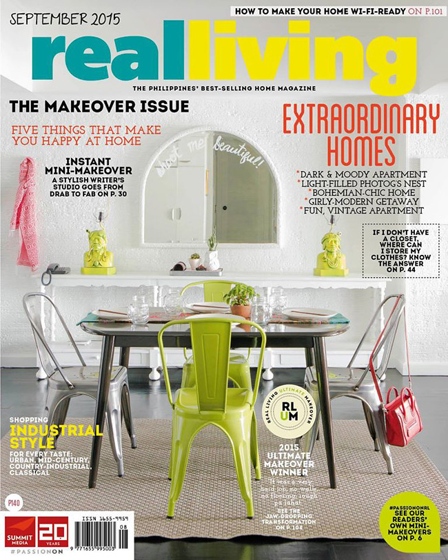 sarah tirona home real living septemeber 2015