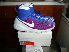 "NikeLab Nike Air Footscape Magista SP Tournament Pack ""France"" Size 11.5"