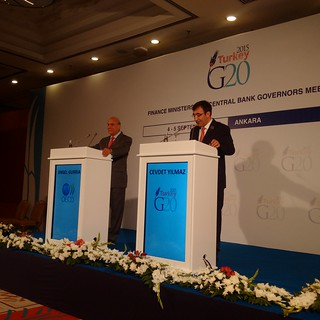 Launch of the new G20/OECD Principles of Corporate Governance