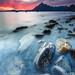 Sunset in Elgol on Isle of Skye by Loïc Lagarde
