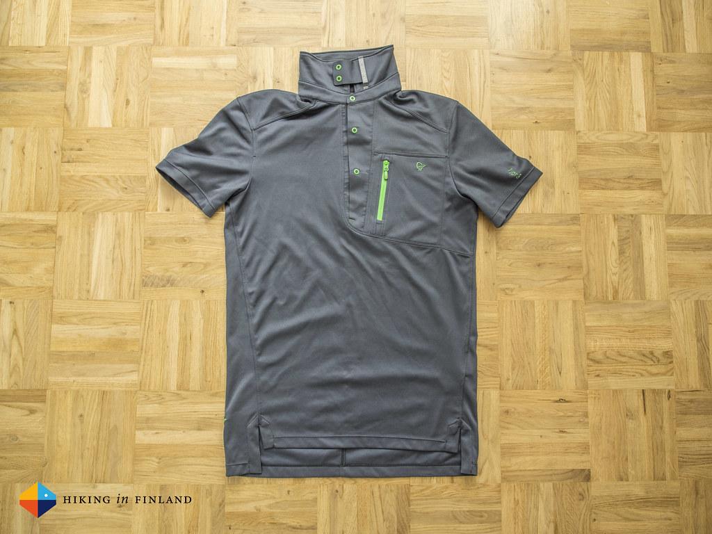 Norrøna fjørå equaliser polo Shirt
