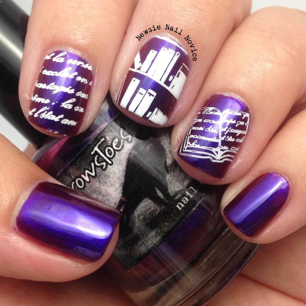 40 Great Nail Art Ideas – Hobbies | Newsie Nail Novice