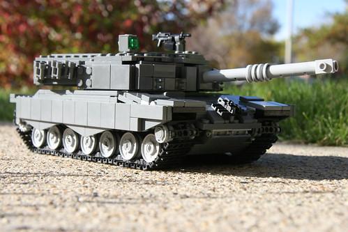 Leopard 2A4 WIP