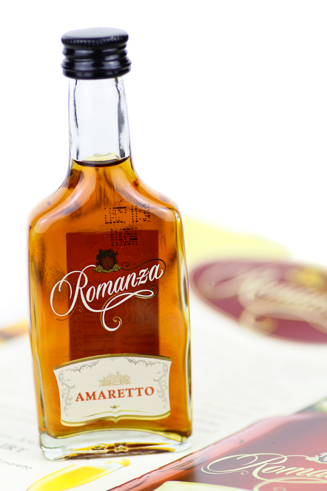 Degustabox August, Romanza Amaretto