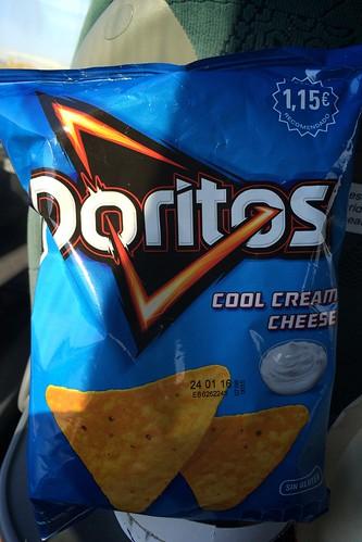 Cool Cream Cheese Doritos