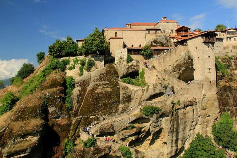 Great Meteoron, Meteora