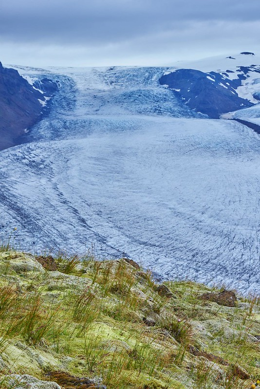 Skaftafelljökul glacier - Skaftafell