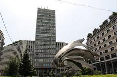 Milano - Grattacielo della Terrazza Martini