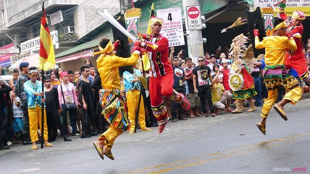Sayaw Saulog 2015 | Diyandi Festival; Iligan City, Philippines