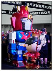 Salt Lake Comic Con 2015 Day 1