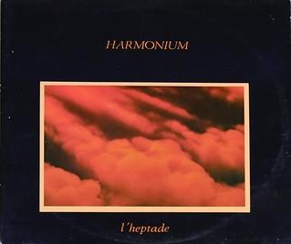 "HARMONIUM L'HEPTADE 2LP FOC 12"" DLP VINYL"