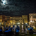 Moonlight over the Grand Canal by artfull2012