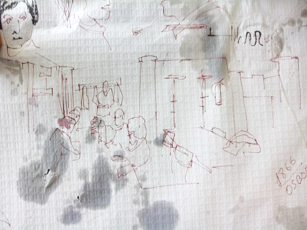 49th sketchcrawl, Lekeitio