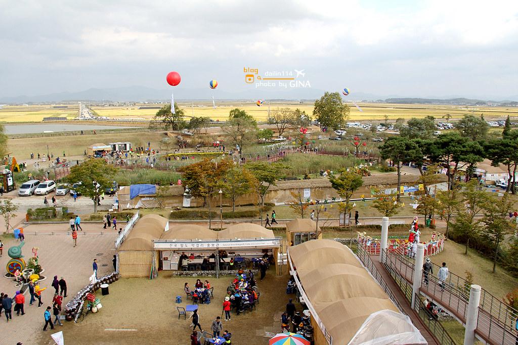 【全羅北道】金堤市|地平線慶典|韓國人旅遊路線(適合一日遊/親子活動) @GINA環球旅行生活|不會韓文也可以去韓國 🇹🇼