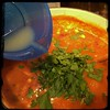 #Homemade #Seafood #Gumbo #CucinaDelloZio - parsley and lemon juice