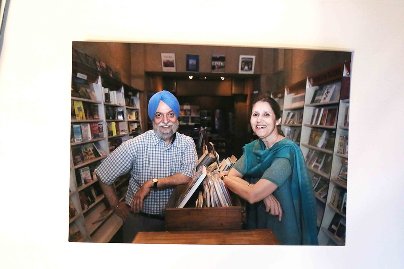 City Landmark - Nini KD Singh's The Bookshop, Jor Bagh Market & Khan Market