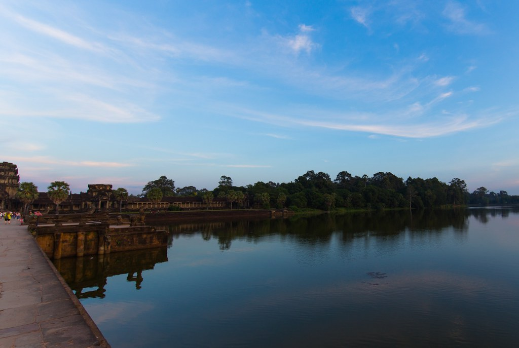 Angkor Wat Sunset-2233