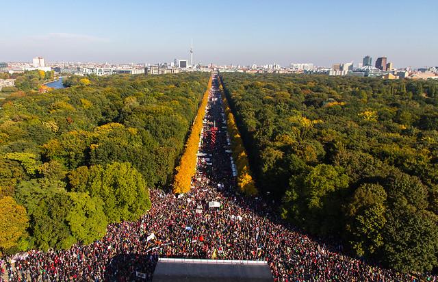 250.000 gegen TTIP & CETA