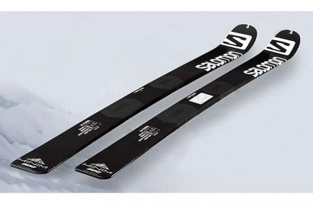 Salomon uvádza na trh limitovanú edíciu skialpových lyží