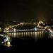 Chain Bridge at Night by nfin10