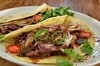 Mmm... pork tacos