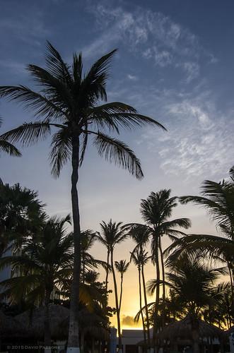 sky sunrise places aruba holidayinn caribbean palmbeach smcpda1645mmf40edal pentaxk5