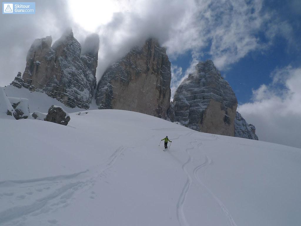 Tre Cime / Drei Zinnen (Day 5 H.R. Dolomiten) Dolomiti Italien foto 13
