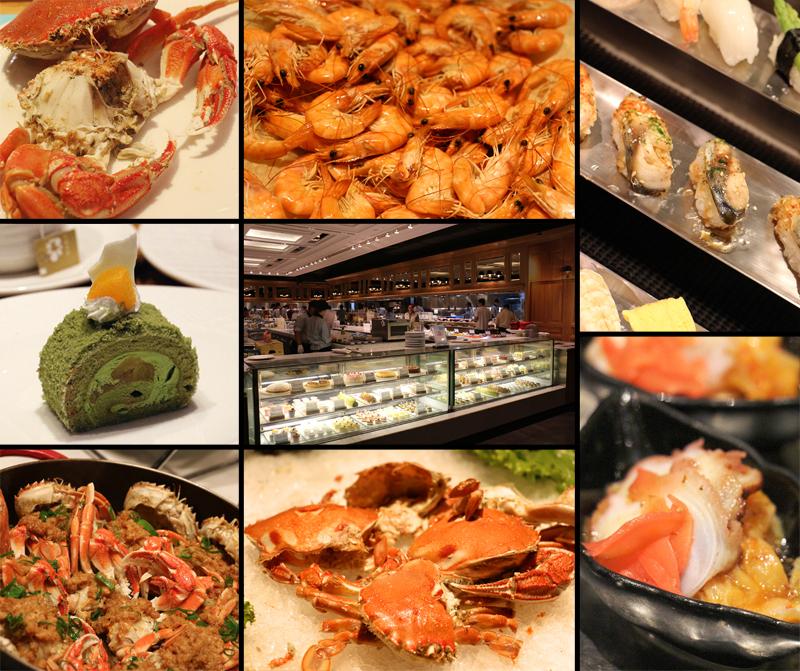 饗食天堂,食記,試吃,吃到飽,自助餐廳,美食