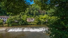 Rivier de Our - Vianden - Luxemburg