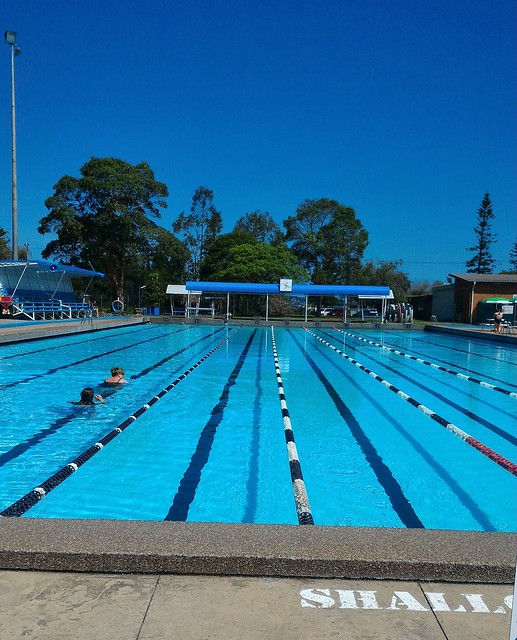 speers point pool