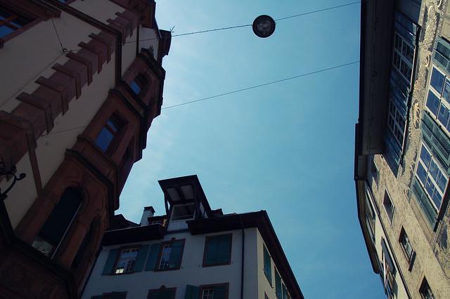 Spalenberg, Basel, CH