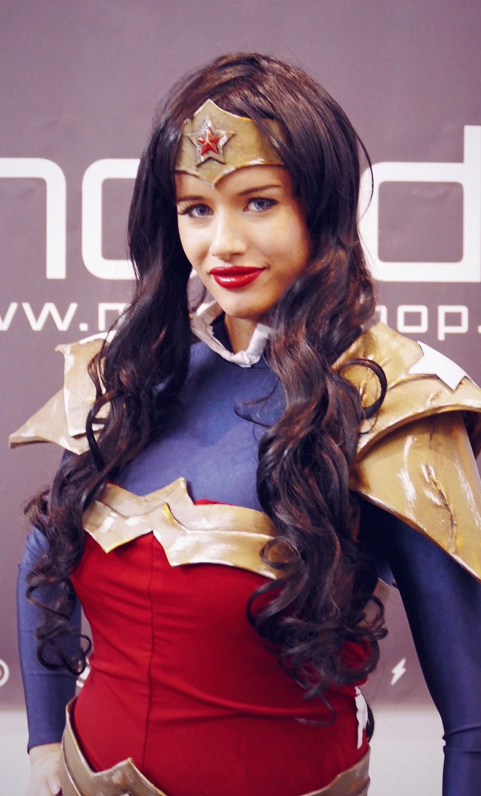 Lexi Farron Strife as Wonder Woman