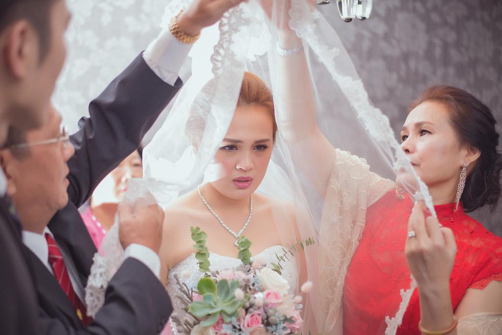 20151004京華城雅悅會館婚禮記錄 (225)