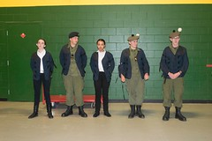 Marksmanship Team Selection, 22 Oct 15