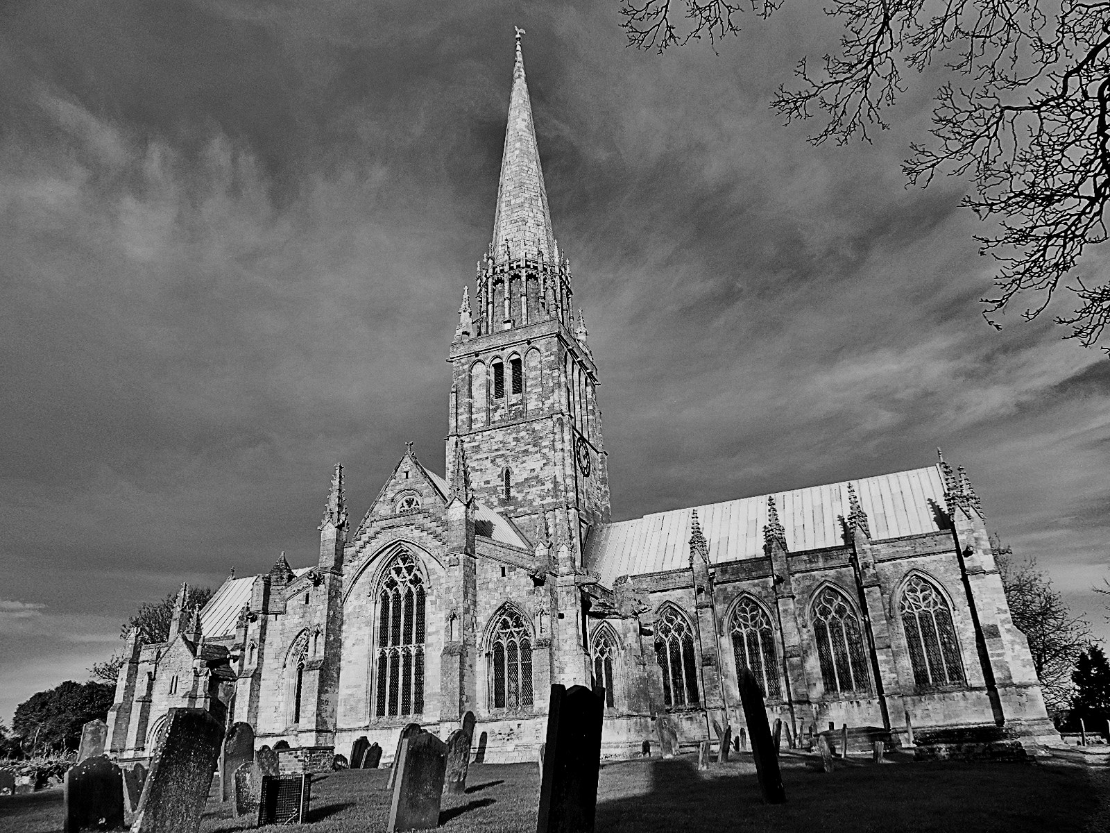 Second runner-up: Lynn Doe, St Patrick's Church, Patrington