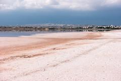 Salt lake of Larnaca